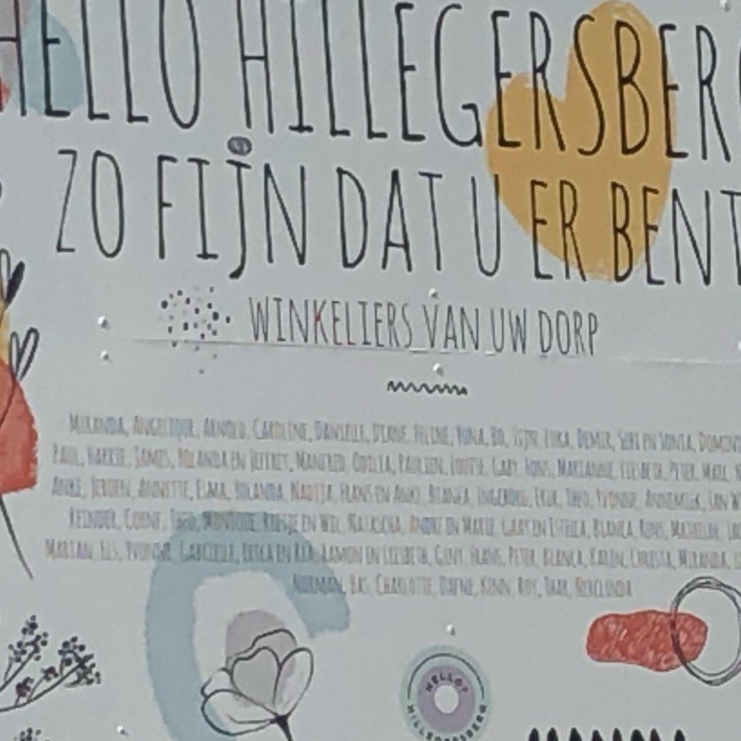 Hello Hillegersberg